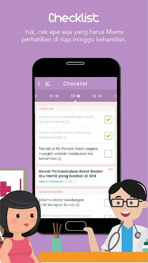Teman Bumil 1.10.4 screenshots 5