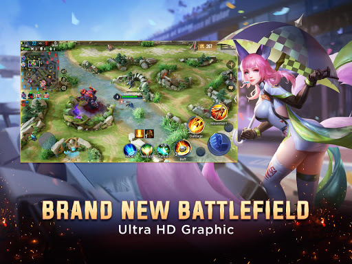 Garena AOV - Arena of Valor: Action MOBA apkpoly screenshots 21