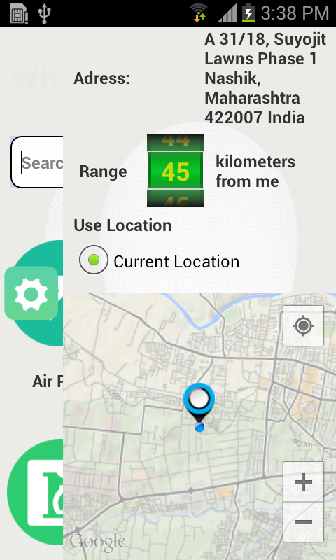Скриншот Whats Here Places?