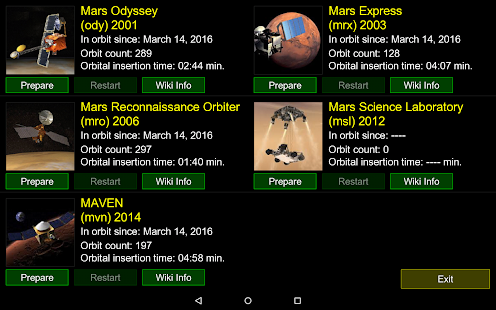 Curiosity: The Mars Mission- screenshot thumbnail