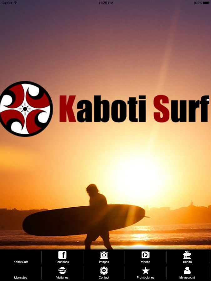 Kaboti Surf- screenshot