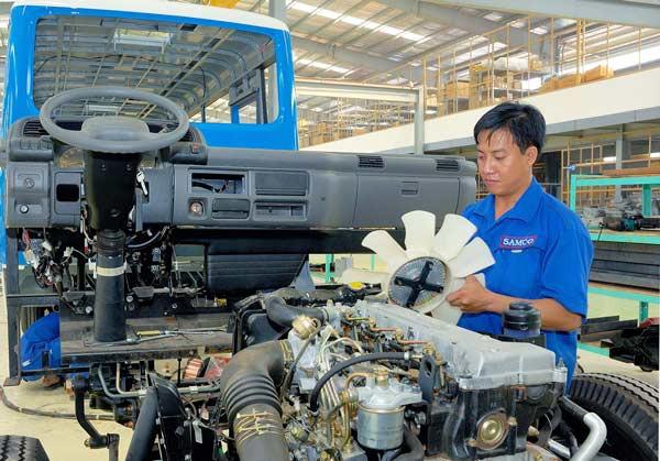 Khu công nghiệp cơ khí ô tô Củ Chi