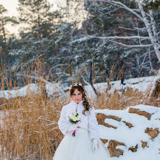 Wedding photographer Mariya Kulakova (kulakovamv). Photo of 09.02.2018