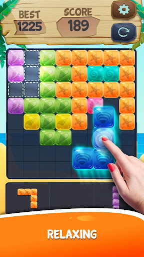Block Puzzle Blast apktram screenshots 3