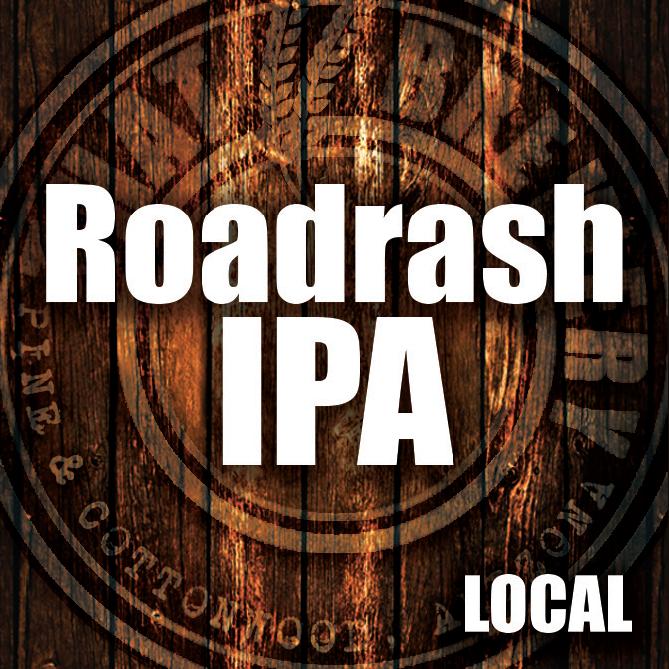 Logo of THAT RoadRash IPA