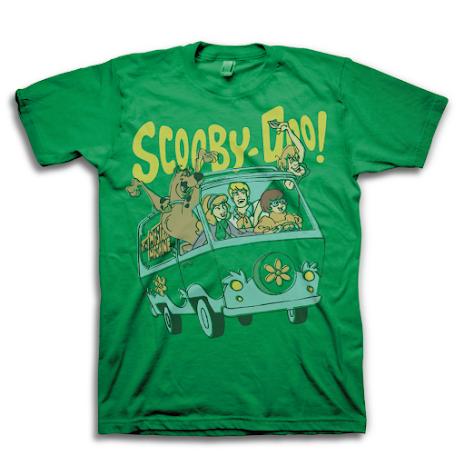 T-Shirt - In The Van