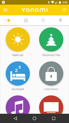 Yonomi - Smart Home Automation Screenshot