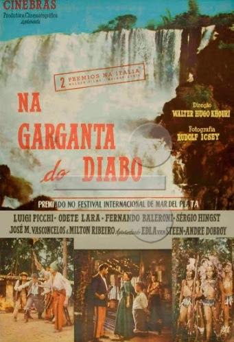 Resenha #52 - Na Garganta do Diabo (1960)