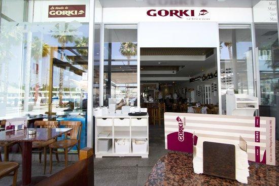 Tapear en Málaga en Gorki