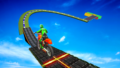 Motorcycle Stunt Game:Bike Stunt Game 1.0 screenshots 3