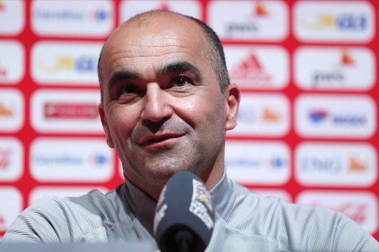 """Roberto Martinez denkt na over vervanger Witsel: """"Je kan hem eigenlijk vervangen, maar volgen Fellaini en Dembélé elke week"""""""