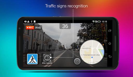Roadly dashcam & speed camera 1.7.34 Screenshots 2