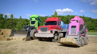 Hay Maze Soundwaves / The Mini Truck Dream Team