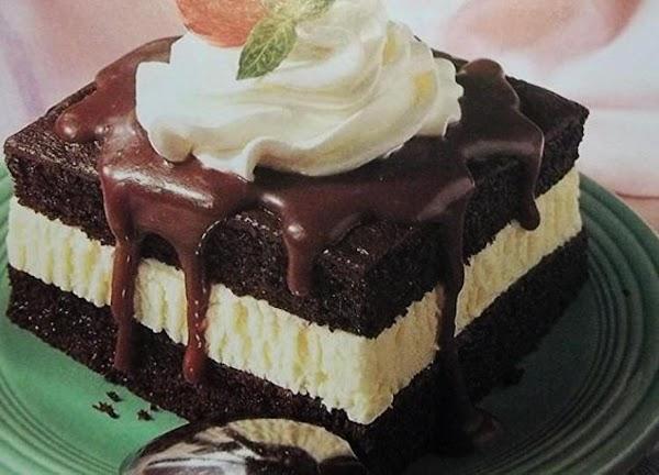 Hot Fudge Sundae Cake Recipe
