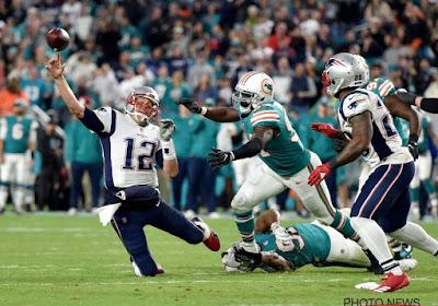 Tom Brady s'est blessé !
