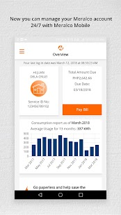 Meralco Mobile Screenshot
