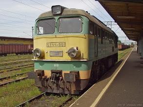 Photo: ST44-891 {Toruń Wschodni; 2004-06-02}