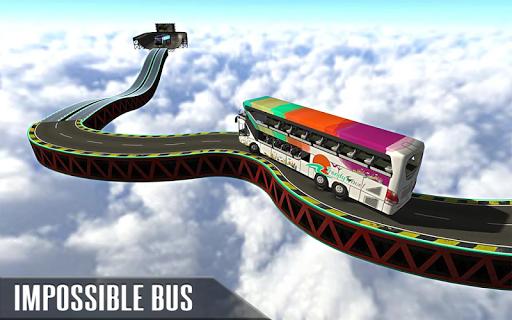 Impossible Bus Simulator Tracks Driving 1.7 screenshots 6