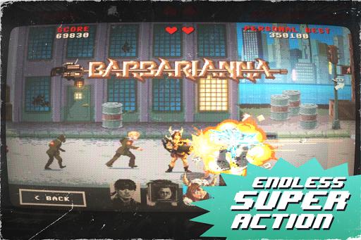 Kung Fury: Street Rage (Unlocked)