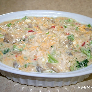 Chicken Broccoli Casserole