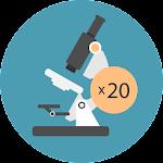 Real Microscope Joke Icon