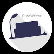 Pure Writer - Never Lose Content Editor