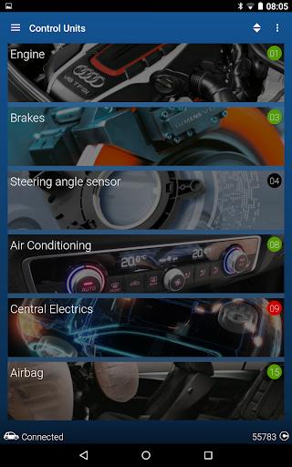 OBDeleven PRO car diagnostics app VAG OBD2 Scanner  screenshots 18