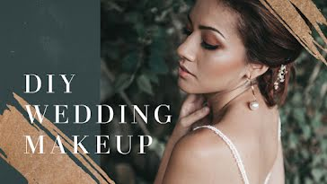 DIY Wedding Makeup - YouTube Thumbnail Template