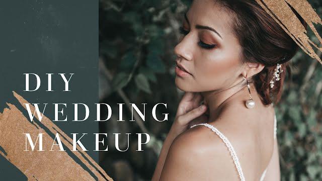 DIY Wedding Makeup - YouTube Thumbnail Template