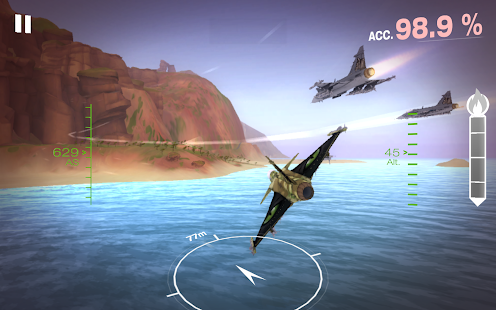 Gripen Fighter Challenge- screenshot thumbnail