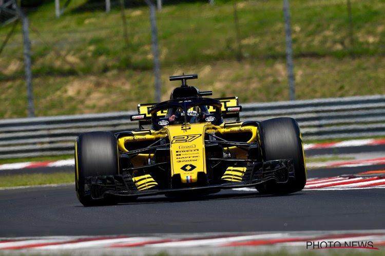 F1 : Renault conclut bien la première semaine de tests