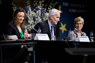 Photo: Foto: Lizette Kabré.  Panel Discussion: The Temperature of the European Union and Major Trends.
