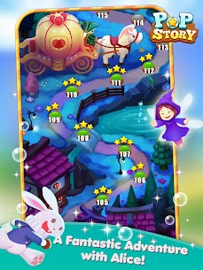 Pop Story Alice in fairy tales Mod Apk 1.0.26 (Unlimited Lives) 2