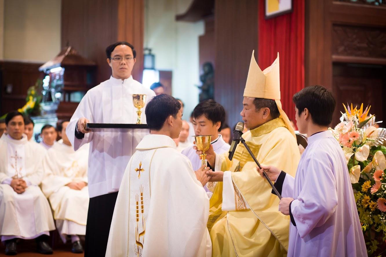 Thánh lễ truyền chức phó tế và linh mục tại Giáo phận Lạng Sơn Cao Bằng