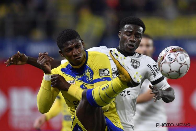 """Club Brugge-huurling Acolatse klopt steeds harder op de deur: """"Je kon mijn goal wel met eentje van Limbombe vergelijken"""""""