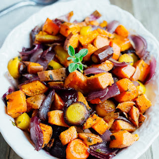 Roasted Root Vegetables Make Ahead Recipes