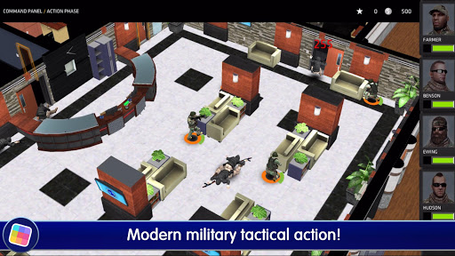 Breach & Clear: Military Tactical Ops Combat screenshots 1