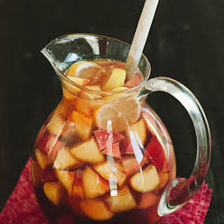 Sweet Tea & Stone Fruit Sangria.