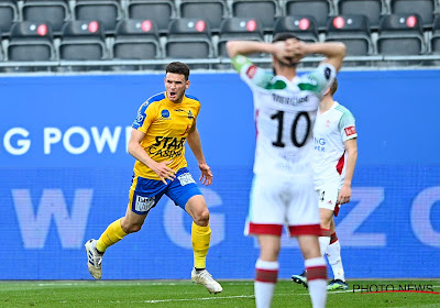 Middenvelder die cruciaal was in de redding van Waasland-Beveren is verkozen tot 'Jupiler Man of the match'