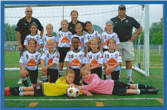 Photo: FU9 Div 2 Ile Bizard Tournament Silver Medalists (playing in the U10 category)