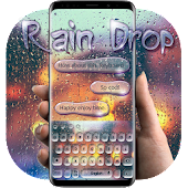 SMS Refreshing Rain Drop keyboard