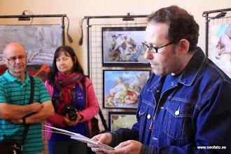 Photo: 01.06.2014.- SALVEMOS LA CARTUJA DE LA FUENTES. Presentación- Exposición de ArteMonegros