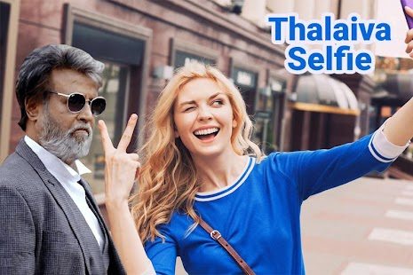Selfie With Rajinikanth - ✹Thalaiva✹ - náhled