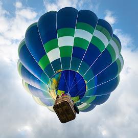 Hoy Air Balloon by Nigel Bishton - Transportation Other (  )