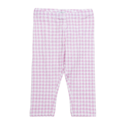Thumbnail images of Monnalisa Baby Gingham Leggings