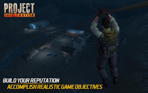 Mission Infiltration: Free Shooting Games 2019 cheat screenshots 2