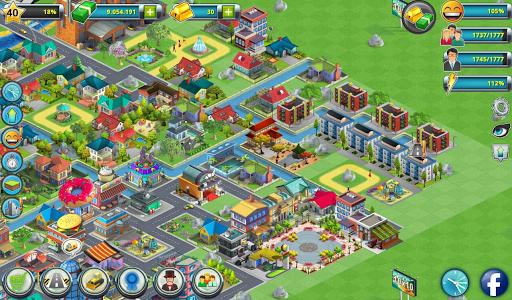 Town Building Games: Tropic Town Island City Sim  screenshots 8