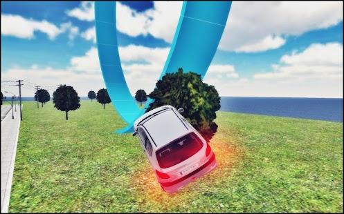 206 Drift & Driving Simulator - náhled