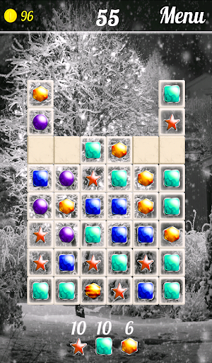 Match 3 - Winter Wonderland screenshot 2