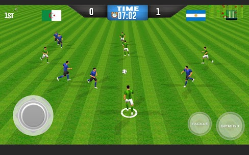 REAL FOOTBALL CHAMPIONS LEAGUE : WORLD CUP 2018 App Latest Version Download For Android and iPhone 6
